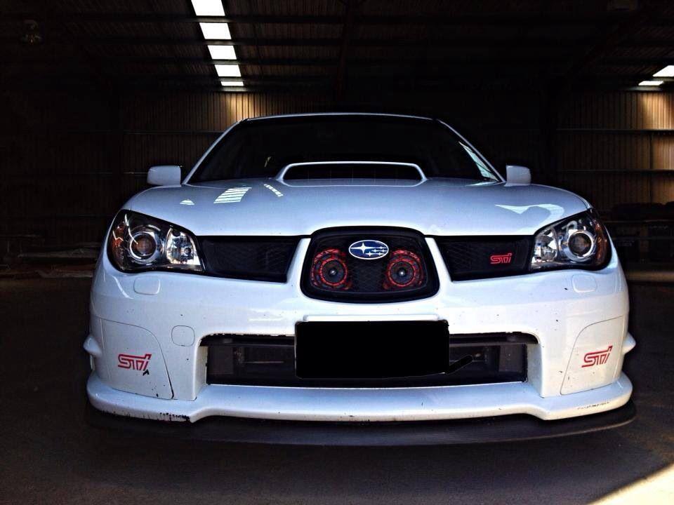 Black Rims Subaru And Light Covers On Pinterest