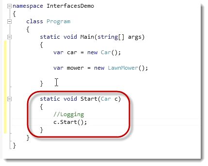 Understanding C# Interfaces and Polymorphic Behavior by Dan Wahlin