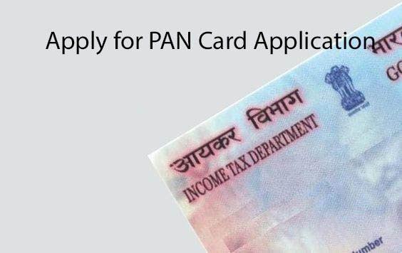 NSDL / UTI PAN Card Application Form Online - Pan Card Tracking