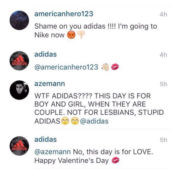 Adidas' New Contract Clause Prevents Gay Athletes From Losing ...