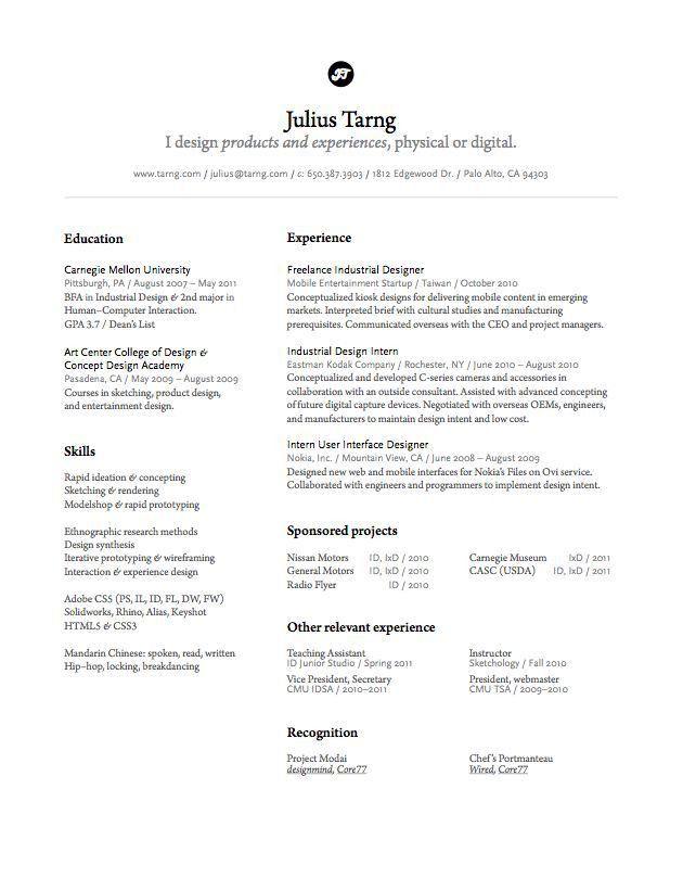 user interface designer resume ux designer resume gui designer