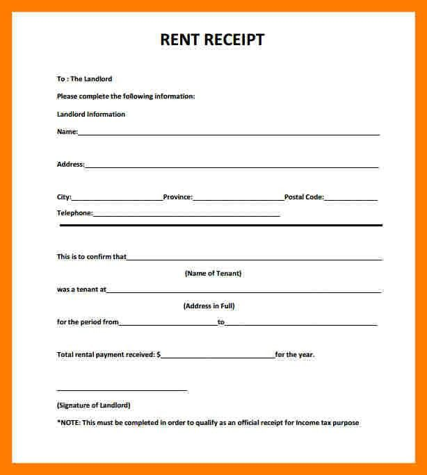 7+ rent receipt format download | teller resume