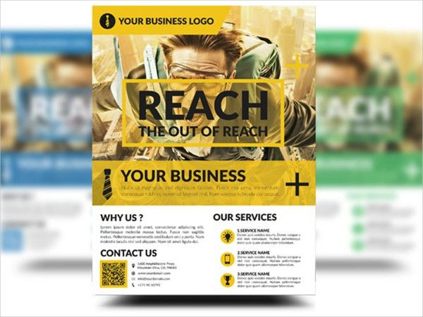 45+ Business Flyer Examples