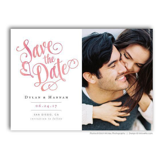 18 best Save The Date Templates images on Pinterest | Save the ...