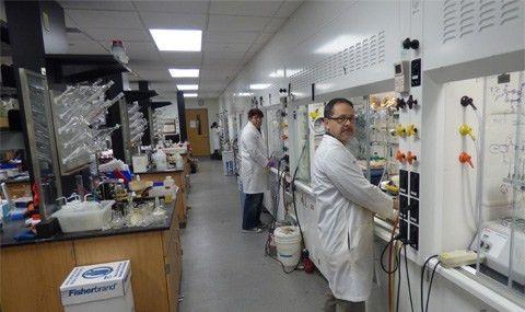 Medicinal Chemistry Laboratory: Ready Lab - UT Southwestern ...