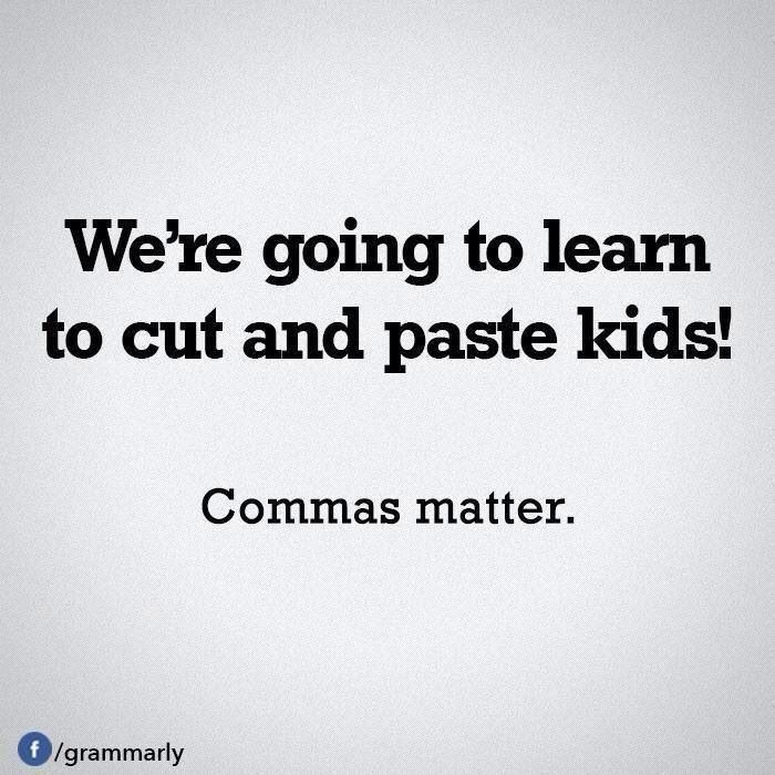 Mastering the Comma! (tons of FREE resources!) | Oxfords ...