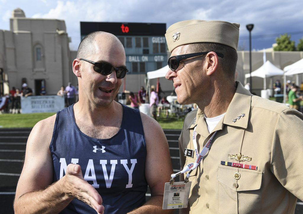 Team Navy Competes at 2017 DOD Warrior Games | Navy Live
