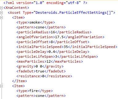 XML array example | FlaxLabs