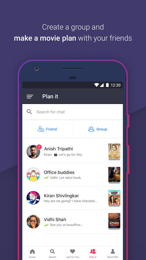 BookMyShow–Movie Tickets,Plays - Android Apps on Google Play