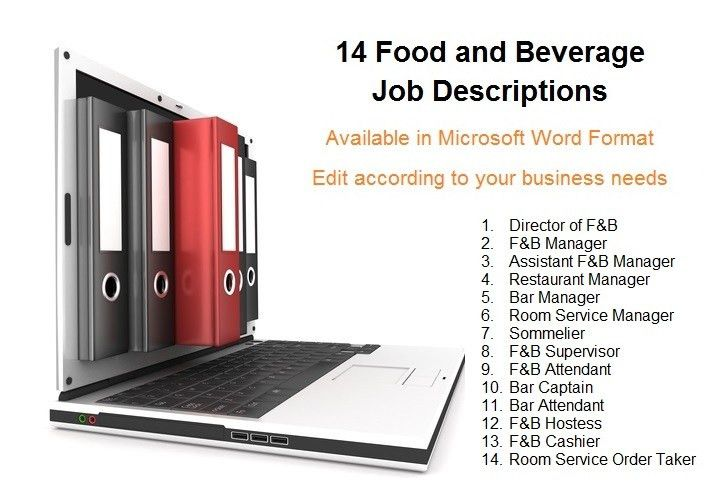Food And Beverage Job