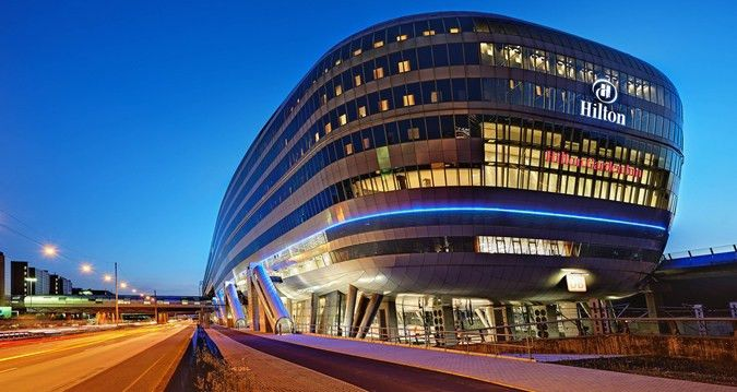 Income Auditor Job   Hilton Frankfurt Airport, Frankfurt Am Main ...