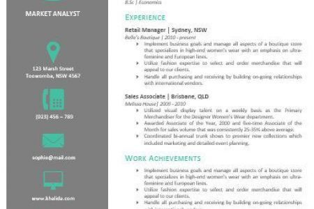 Eye Catching Resume Eye Catching Resume Samples, Eye-Catching ...