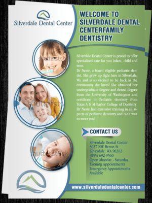 33 Playful Personable Dental Flyer Designs for a Dental business ...