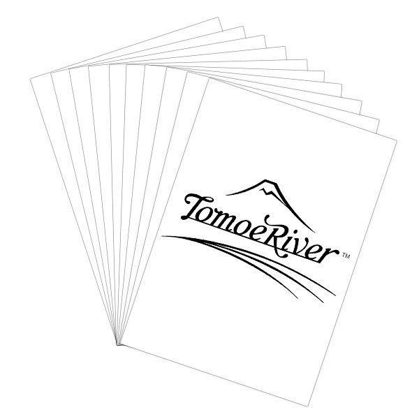 Tomoe River Writing Paper Sample   Cult Pens