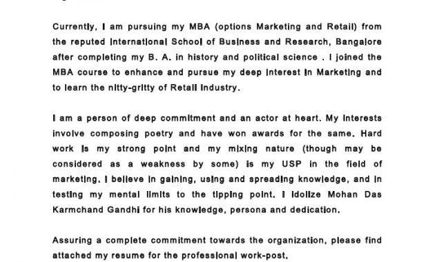 Sir Or Madam Cover Letter – The Letter Sample intended for Dear ...