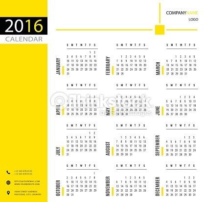 Top 5 Resources To Get Free Office Calendar Templates - Word ...