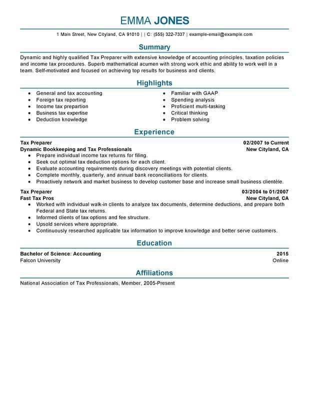choose. choose. payroll resume summary resume example summary ...
