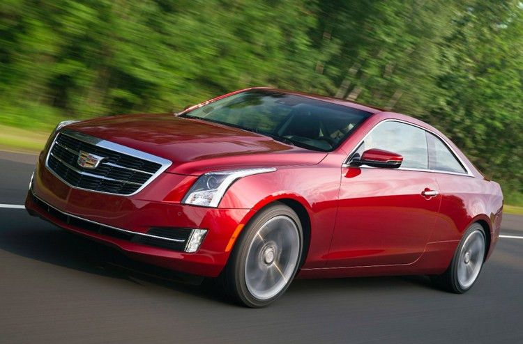 Completely New 2015 Cadillac ATS buying experience | FutuCars ...