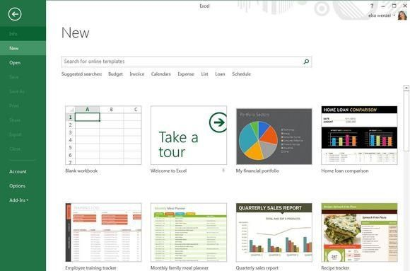 10 awesome new features in Excel 2013 | PCWorld