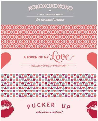 Water Bottle Labels for Valentine's Day Assorted Printables ...