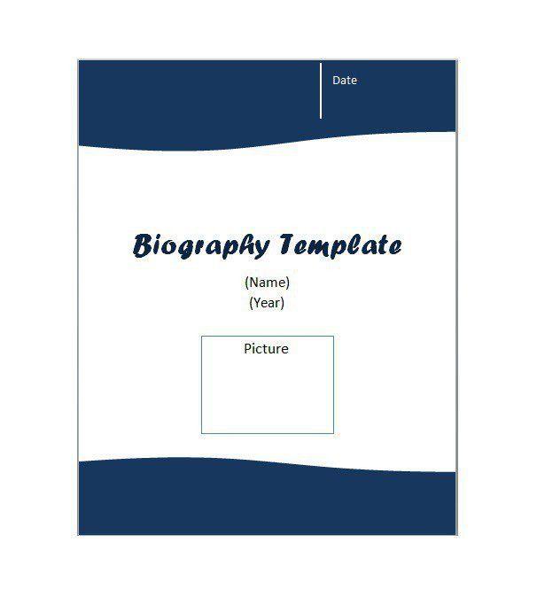 Company Bio Template | Pitch.billybullock.us