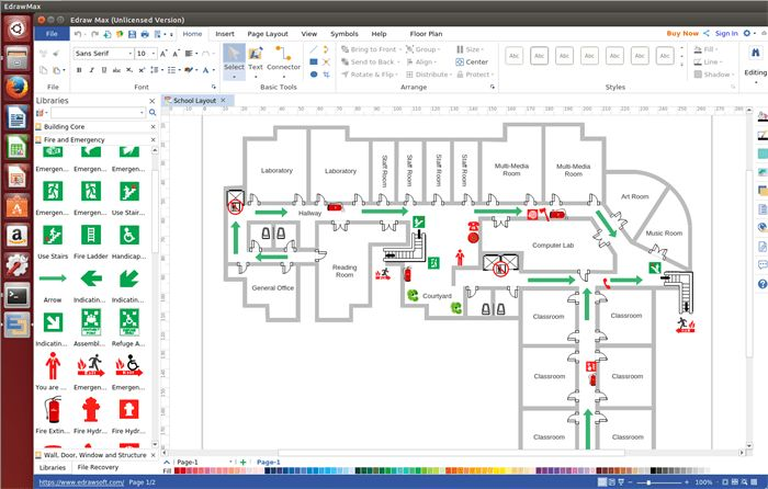 Printable Emergency Plan Software for Linux| Make Free Fire ...