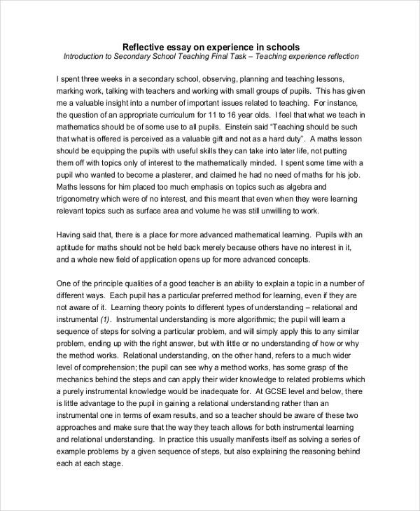 valuable experience essay Interesting personal essay ideas a personal essay gives the reader a glimpse of your personal life experience a lot of times you may need to compose a personal essay.