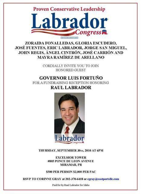 Political fundraiser invitations | Meet, Greet and $upport | Matt ...