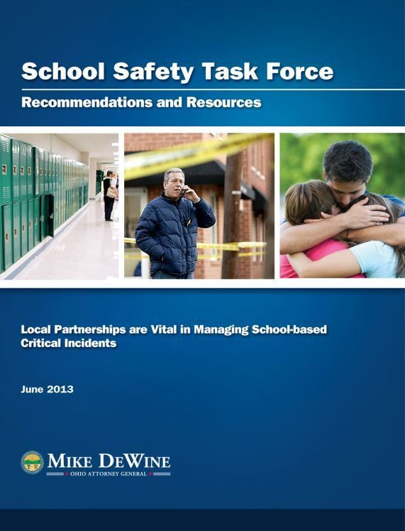 School Safety Task Force Recommendations & Resources