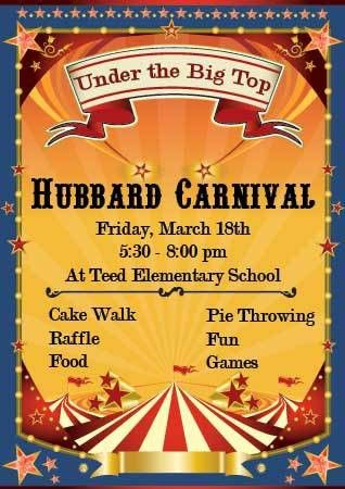 Carnival flyer idea | Parties and Events | Pinterest | Carnival ...