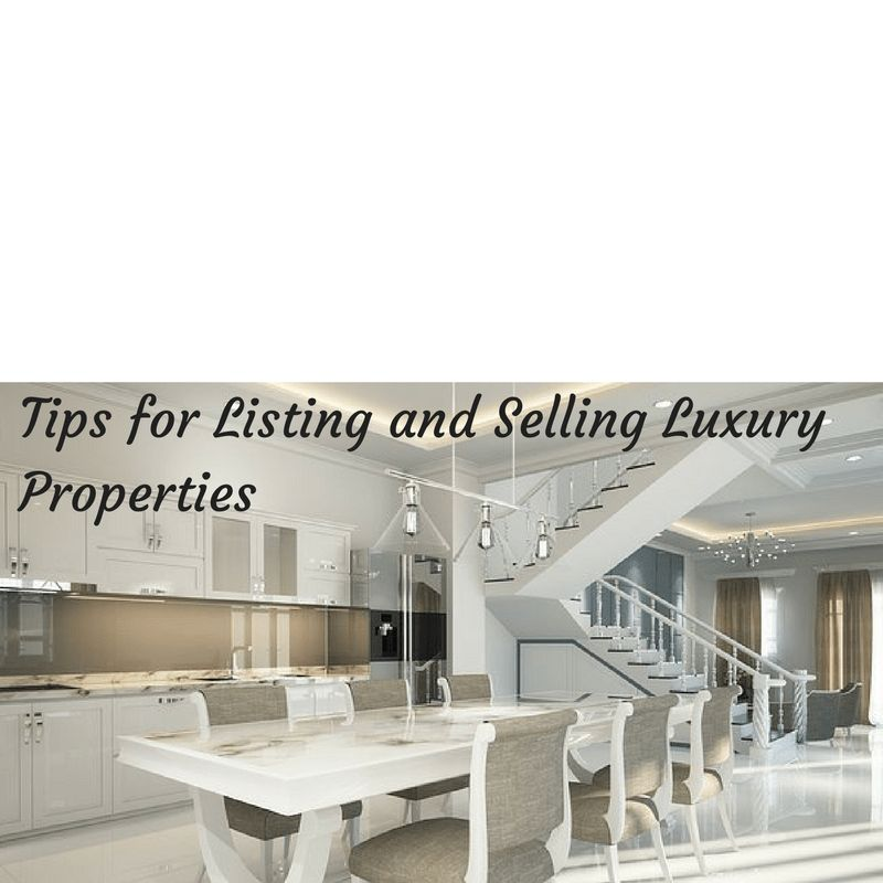 Tips for Listing and Selling Luxury Properties – Denver Property Group