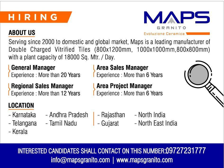 Job - Regional Sales Manager - Karnataka, Uttarakhand, Haryana ...