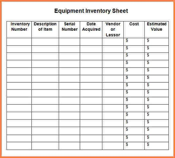 8+ examples of inventory spreadsheets | Excel Spreadsheets Group