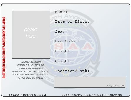 BSAA ID Template by HavokPanda on DeviantArt