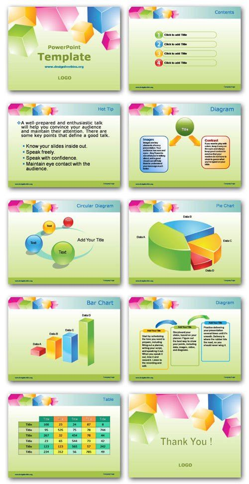 free-powerpoint-template-preview-all-pages http://www ...