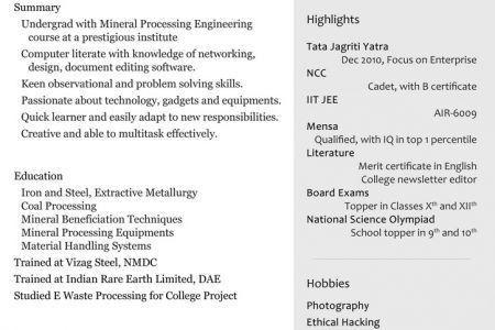 PSW Resume - Reentrycorps