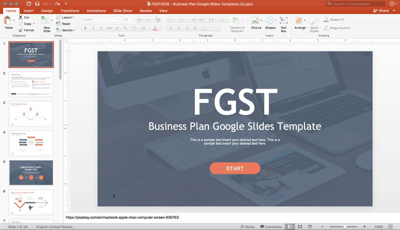 fgst-googleslides-powerpoint-templates - Free Google Slides Templates