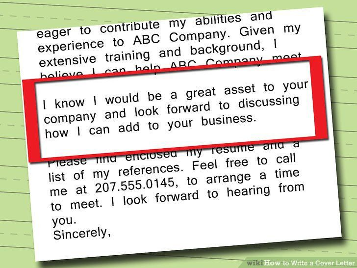 5 Ways to Write a Cover Letter - wikiHow