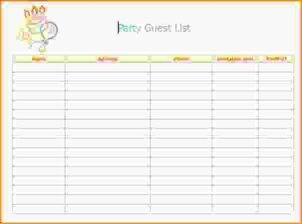 Party Guest List Template.Party Guest List Template Image.jpg ...