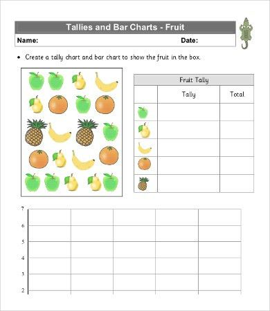 Tally Chart Template - 8 +Free Word, PDF Documents Download | Free ...