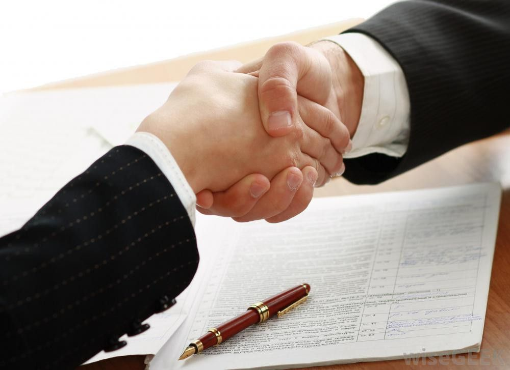 What Is a Strategic Partnership Agreement? (with pictures)
