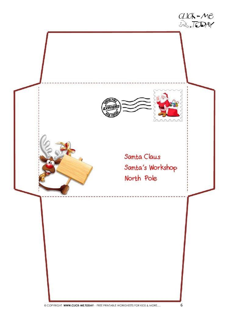 10 Envelope Template - Contegri.com