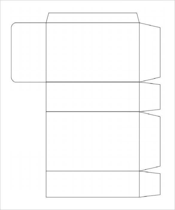 Rectangle Box Template – 12+ Free Sample, Example, Format Download ...