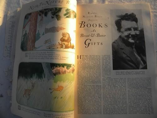 1920s and 30s Good Housekeeping magazines vintage graphics/advertising