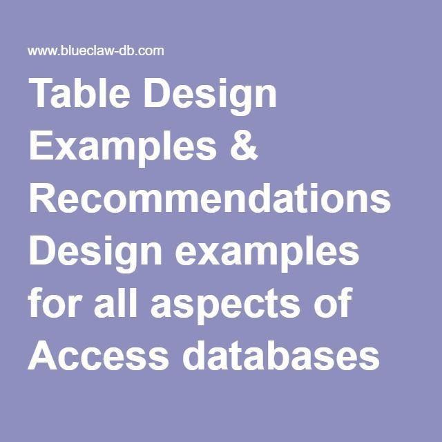 11 best Database Design and Management images on Pinterest | Big ...