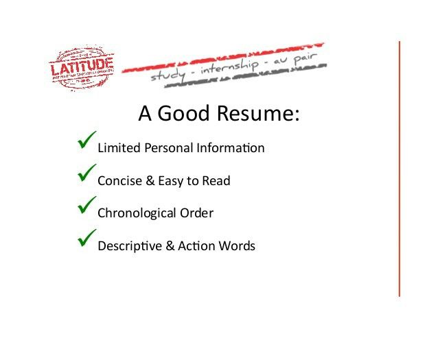 how to write great resume how to build a great cover letter and ...