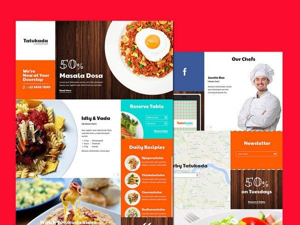 25+ Free Restaurant Menus, Covers PSD and Vector files