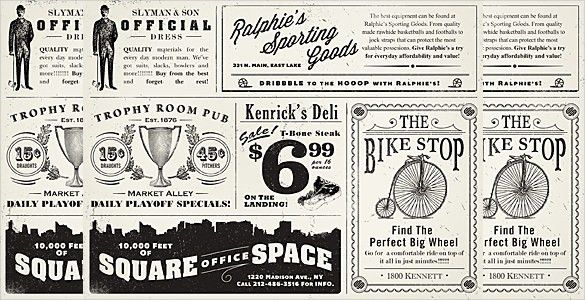 Vintage Newspaper Template – 12+ Free PSD, EPS Documents Download ...