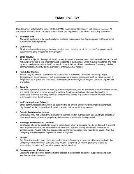 Amazing Company Policy Template Free Vignette - Resume Ideas - privacy notice template