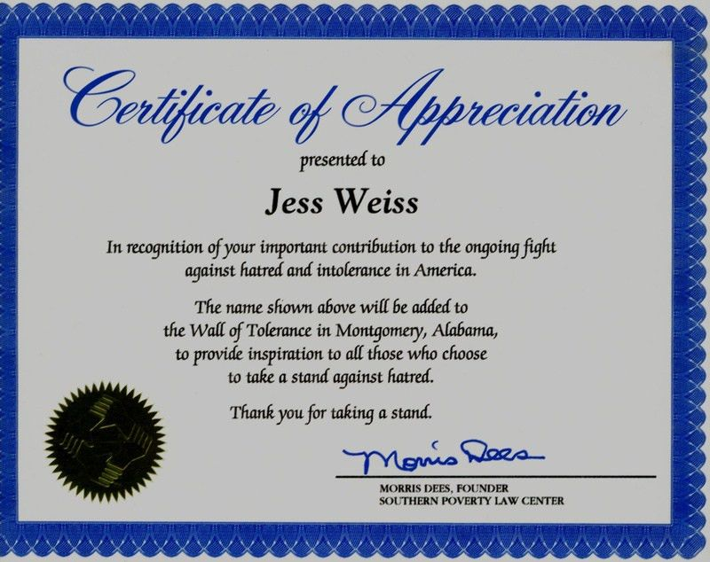 10 Best Images of Religious Certificate Of Appreciation Sample ...